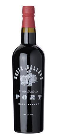 Heitz Cellars Port Ink Grade